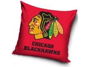 Polštářek Chicago Blackhawks