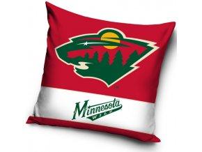 Polštářek Minnesota Wild