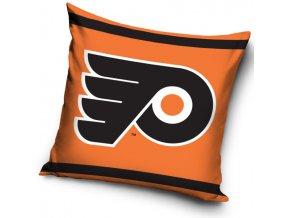 Polštářek Philadelphia Flyers
