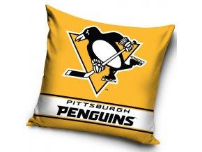 Polštářek Pittsburgh Penguins
