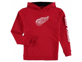 Dětská mikina  Detroit Red Wings NHL Zone Fleece