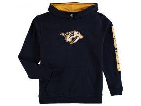Dětská mikina  Nashville Predators NHL Zone Fleece