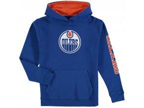 Dětská mikina  Edmonton Oilers NHL Zone Fleece