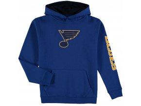 Dětská mikina  St. Louis Blues NHL Zone Fleece