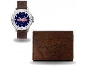 Set hodinky a peněženka  Washington Capitals NHL Sparo