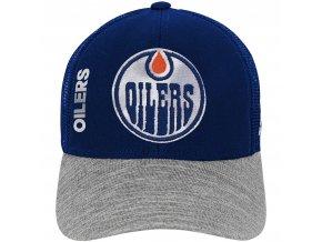 Dětská kšiltovka  Edmonton Oilers NHL Start Of Season Meshback