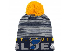 Dětská zimní čepice  St. Louis Blues NHL Team Logo Cuffed