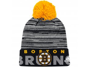 Dětská zimní čepice  Boston Bruins NHL Team Logo Cuffed