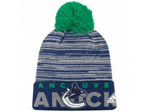 Dětská zimní čepice  Vancouver Canucks NHL Team Logo Cuffed