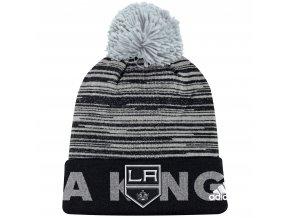 Dětská zimní čepice  Los Angeles Kings NHL Team Logo Cuffed