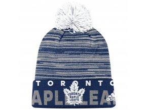 Dětská zimní čepice  Toronto Maple Leafs NHL Team Logo Cuffed