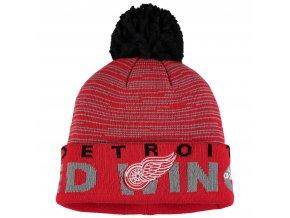 Dětská zimní čepice  Detroit Red Wings NHL Team Logo Cuffed