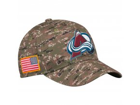 Kšiltovka  Colorado Avalanche NHL Team Flex Camo