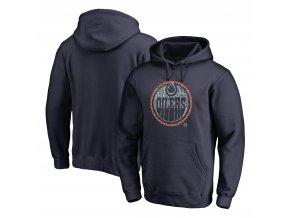 Mikina  Edmonton Oilers NHL Static Logo