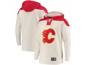 Mikina  Calgary Flames NHL Breakaway Lace Up
