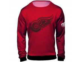 Mikina  Detroit Red Wings NHL Static Rain