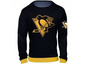 Mikina  Pittsburgh Penguins NHL Static Rain