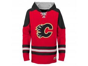 Dětská mikina  Calgary Flames NHL Legendary Pullover