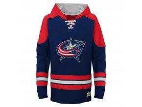 Dětská mikina  Columbus Blue Jackets NHL Legendary Pullover