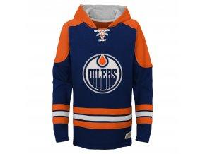 Dětská mikina  Edmonton Oilers NHL Legendary Pullover