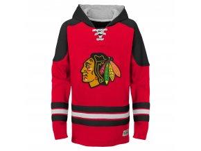 Dětská mikina  Chicago Blackhawks NHL Legendary Pullover