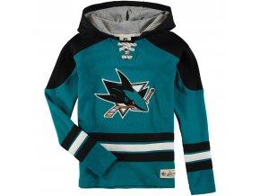 Dětská mikina  San Jose Sharks NHL Legendary Pullover