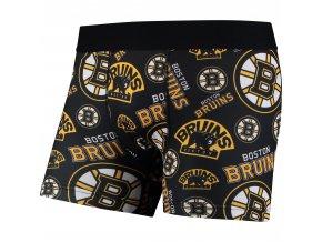 Pánské boxerky  Boston Bruins NHL Repeat Logo Compression