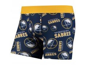 Pánské boxerky  Buffalo Sabres NHL Repeat Logo Compression