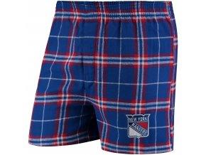 Pánské trenky  New York Rangers NHL Huddle Boxer Shorts