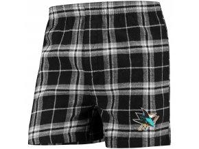 Pánské trenky  San Jose Sharks NHL Huddle Boxer Shorts