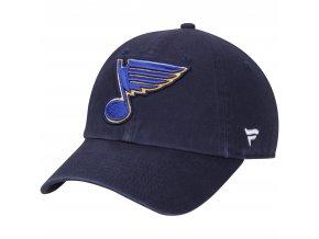 Dětská kšiltovka  St. Louis Blues NHL Fundamental Adjustable
