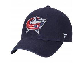Dětská kšiltovka  Columbus Blue Jackets NHL Fundamental Adjustable