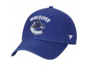 Dětská kšiltovka  Vancouver Canucks NHL Fundamental Adjustable