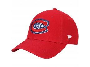 Dětská kšiltovka  Montreal Canadiens NHL Fundamental Adjustable