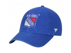 Dětská kšiltovka  New York Rangers NHL Fundamental Adjustable
