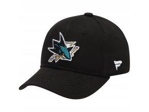 Dětská kšiltovka  San Jose Sharks NHL Fundamental Adjustable