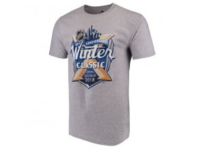 Tričko NHL Winter Classic 2018 Buffalo Sabres vs New York Rangers Event Logo