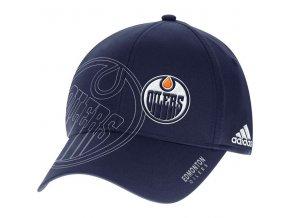Kšiltovka Edmonton Oilers Second Season Flex