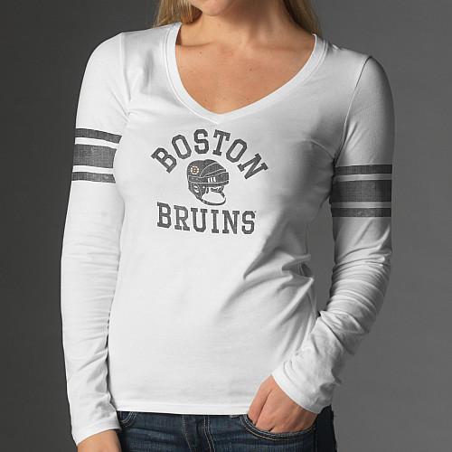 '47 Brand dámské tričko Boston Bruins Homerun Velikost: S