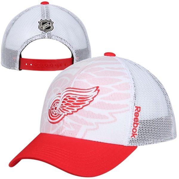 Reebok Dětská kšiltovka Detroit Red Wings Draft 2014