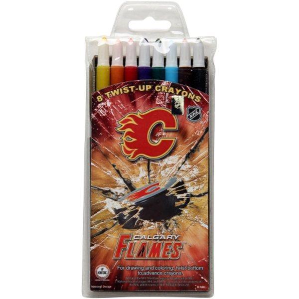 Dětské pastelky Calgary Flames