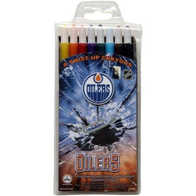 Dětské pastelky Edmonton Oilers