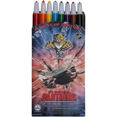 Dětské pastelky Florida Panthers