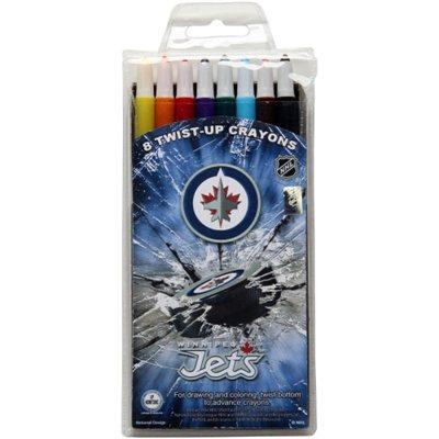 Dětské pastelky Winnipeg Jets