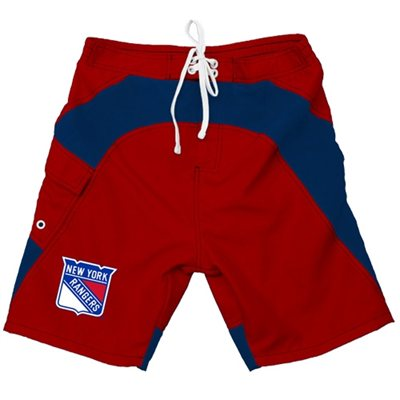 Calhoun Dětské plavky New York Rangers - Boardshort Velikost: S
