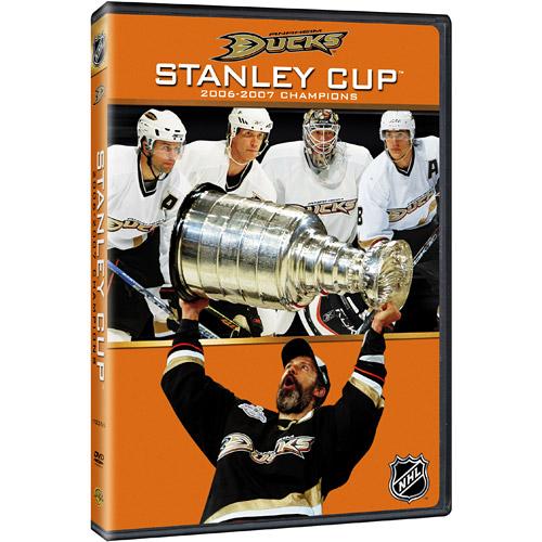 Warner Home Video DVD - NHL 2006-07 Stanley Cup Champions - Anaheim Ducks