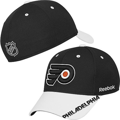 Reebok Kšiltovka - Center Ice Practice - Philadelphia Flyers Velikost: L/XL