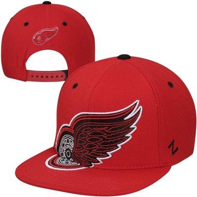 Zephyr Kšiltovka Detroit Red Wings Scoundrel