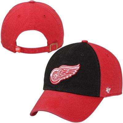 '47 Brand Kšiltovka Detroit Red Wings Sophomore Franchise