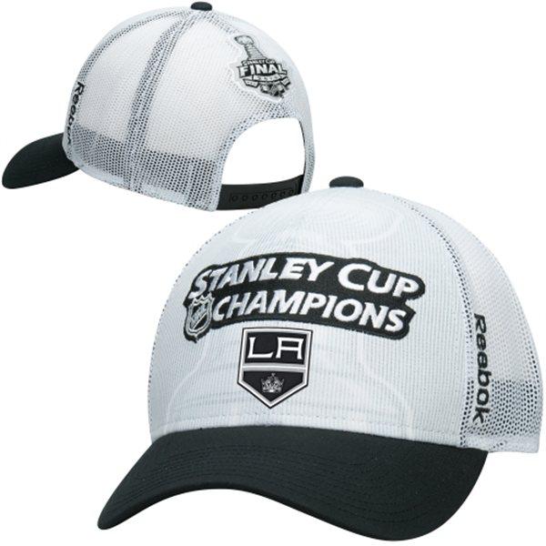 Reebok Kšiltovka Los Angeles Kings 2014 Stanley Cup Champions Trucker